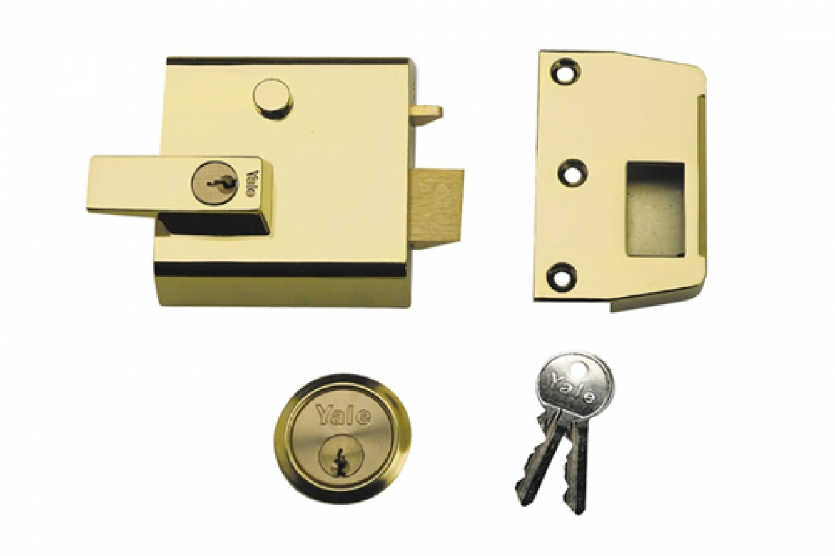 Rim Cylinders and Night Latches